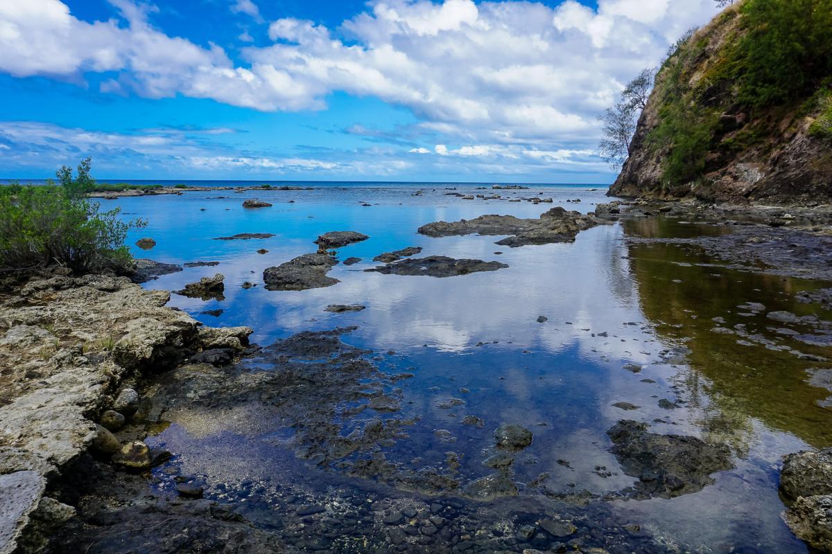 AH2R Sella Bay, Agat, Guam