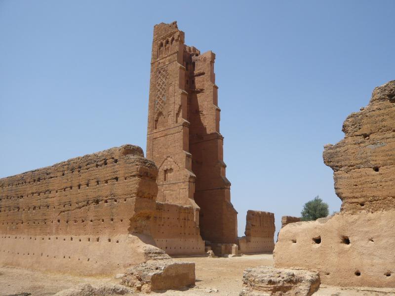 Алжир 7U1X Туристические достопримечательности Ла Монсурах