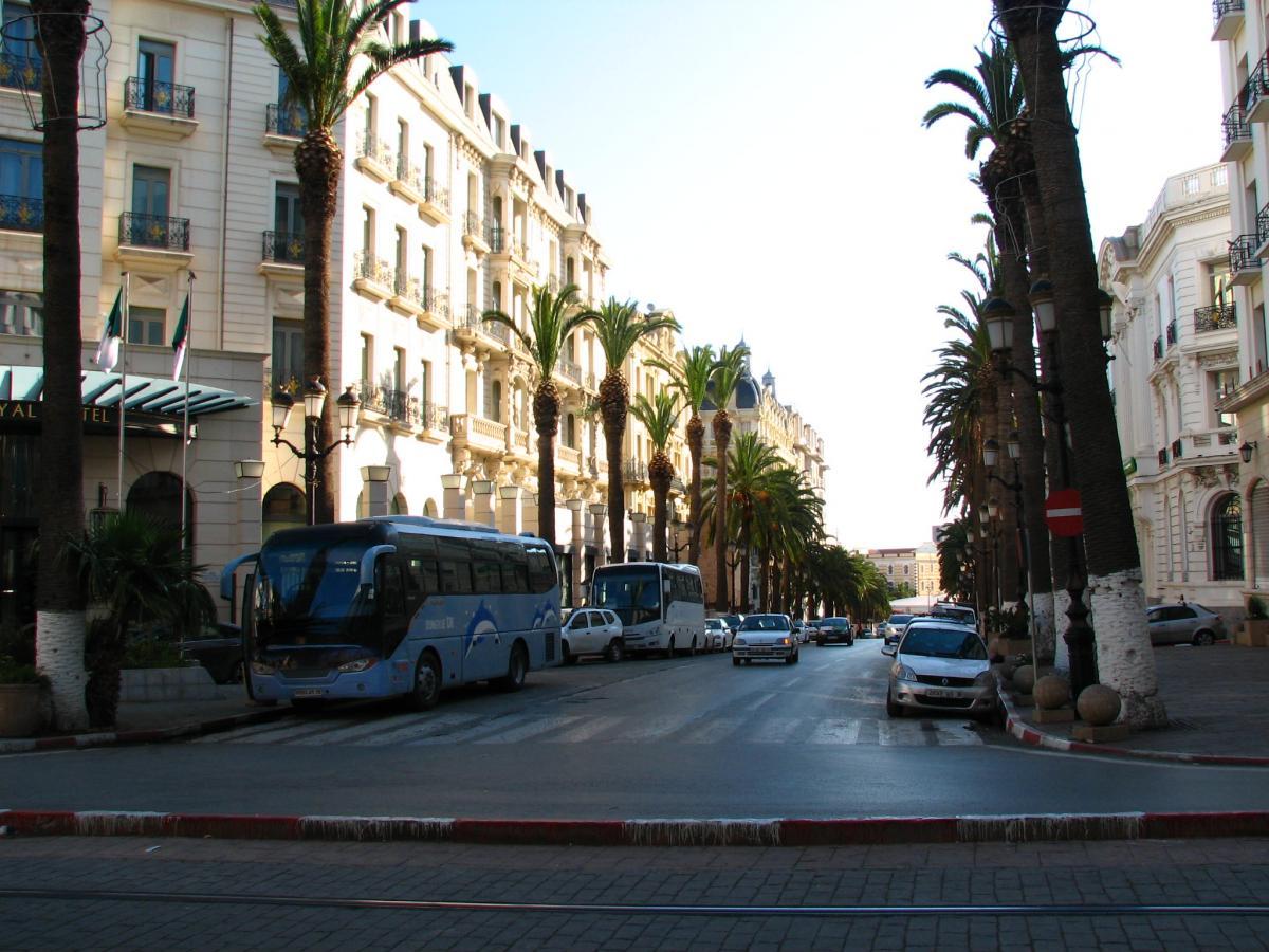 Город Оран, Алжир