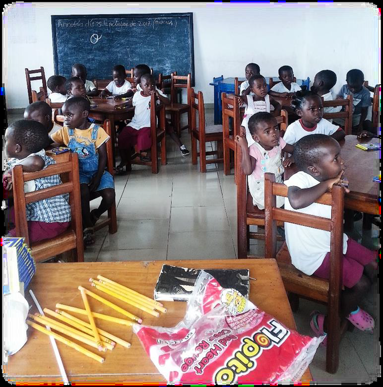 Annobon Island School