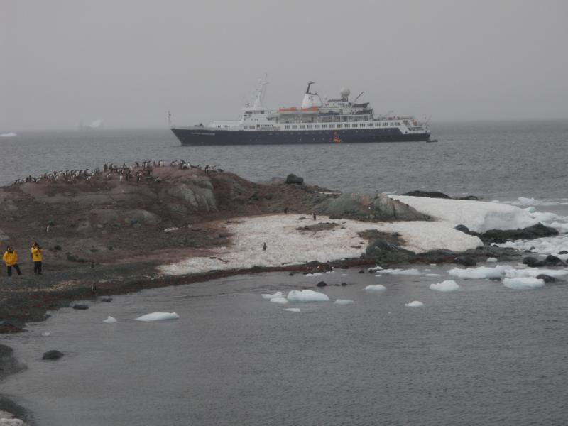 Antarctica KC4/N2TA DX News