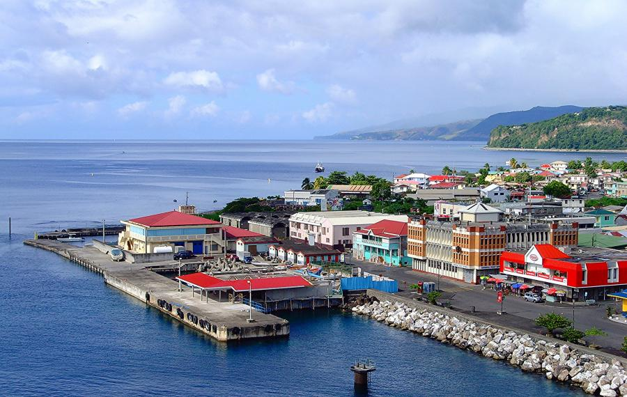 Antigua Island V26BH Tourist attractions spot