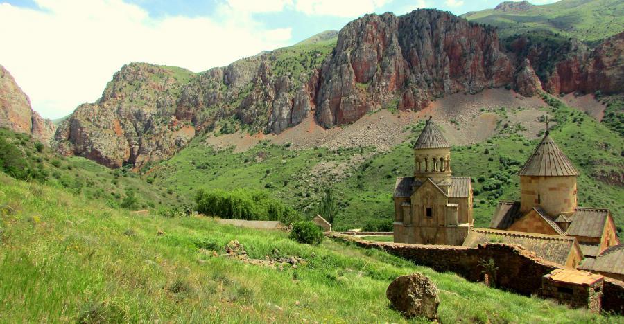 Armenia EK/R2DX EK/R2DY EK/R2DG Noravank