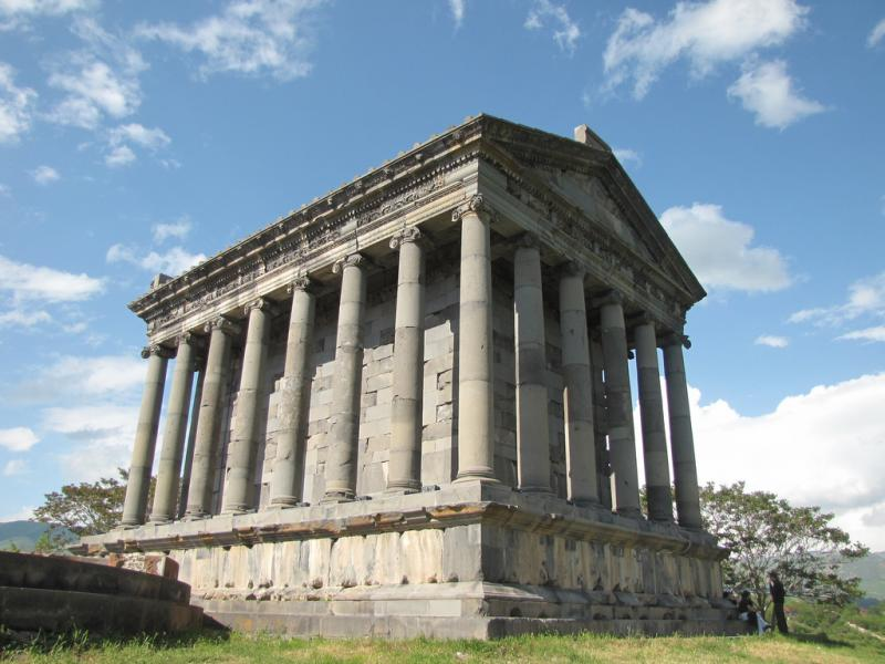 Armenia EK/RZ3DJ DX News Garnie Temple