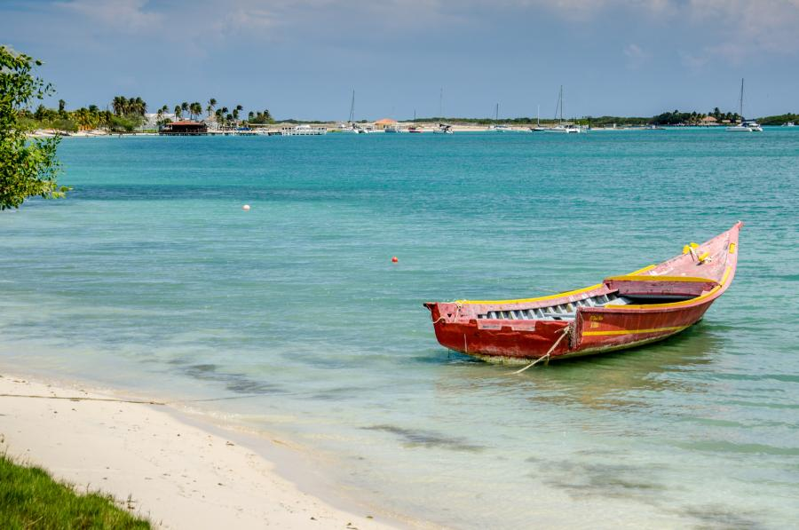 Aruba P4/DL4MM P40AA Tourist attractions spot