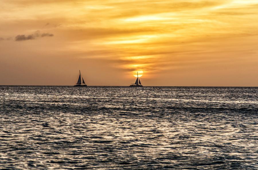 Aruba P40XX Sunset