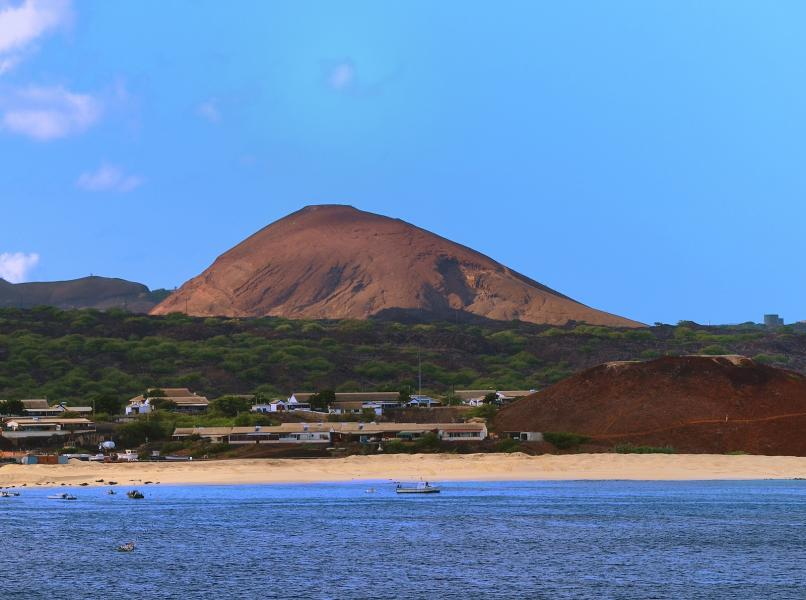 Ascension Island ZD8V Tourist attractions