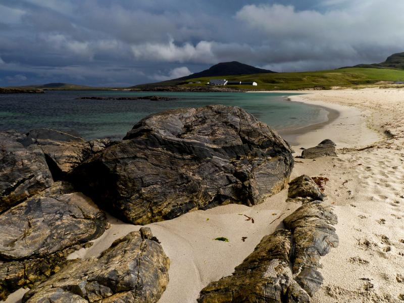 Isle of Barra GM0LVI/P Halaman Bay