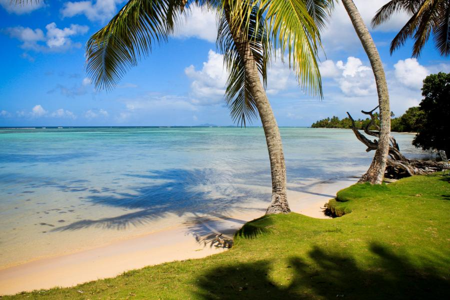 Basse Terre Island FG/DL2AAZ Guadeloupe