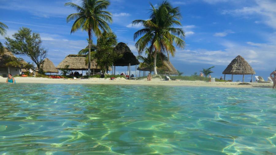 Belize V31NJ Tourist attractions spot
