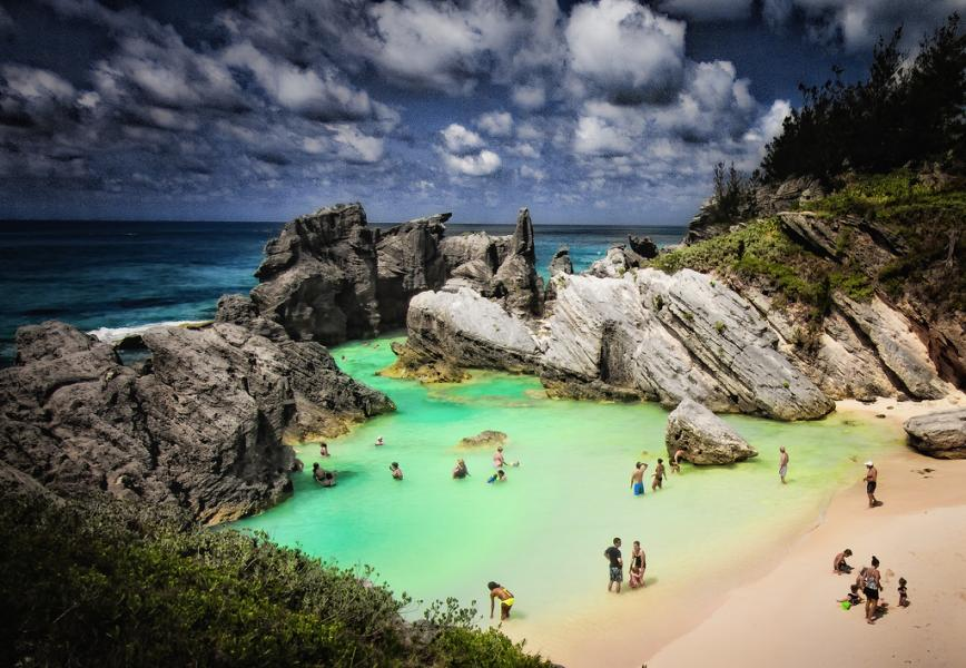 Bermuda Islands WR6M/VP9 Tourist attractions spot