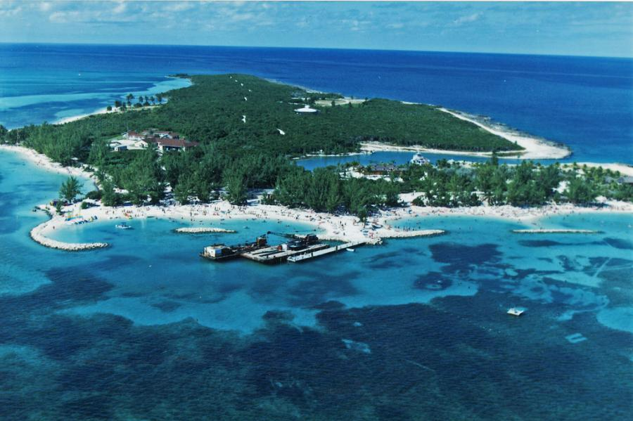 Berry Islands C6APY DX News Cocoa Cay Island