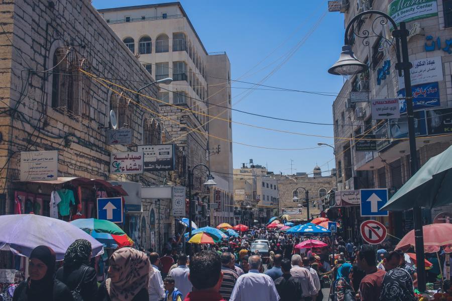 Вифлеем  E44WE Палестина Туристические достопримечательности