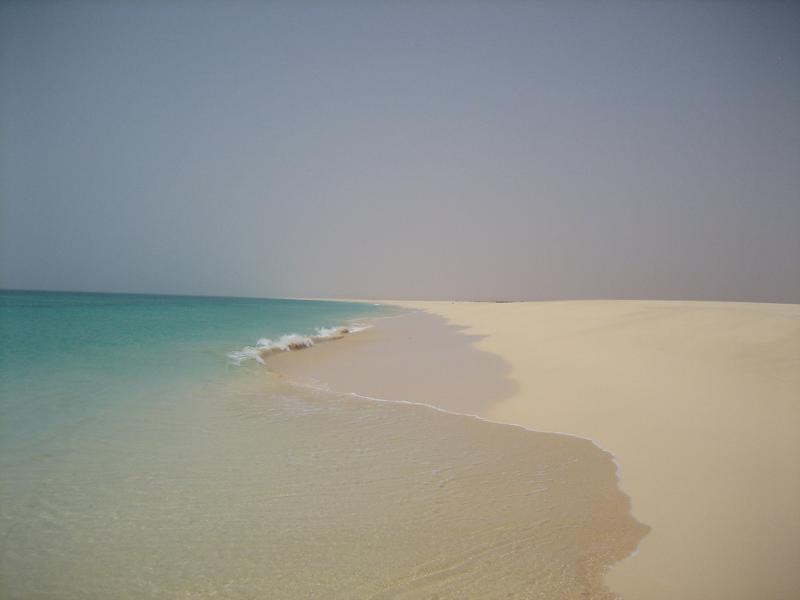 Boa Vista Island D4X Cabo Verde Cape Verde Tourist attractions spot