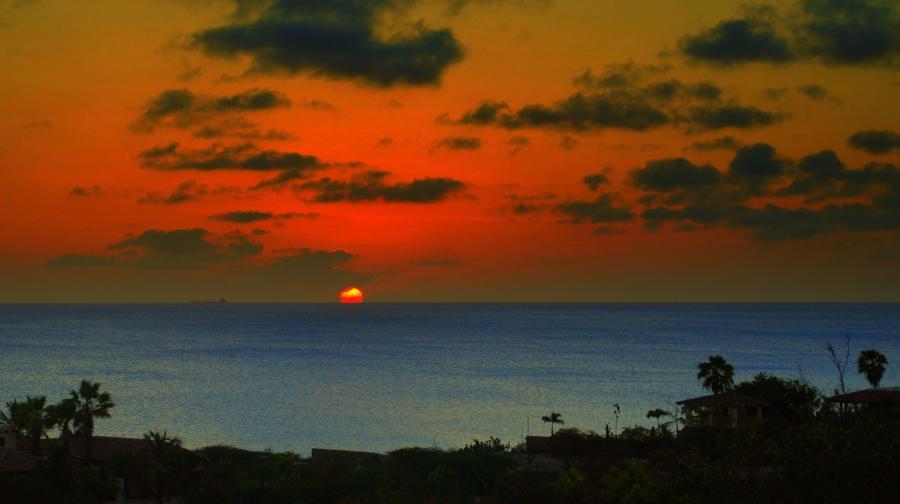 Bonaire Island PJ4/NA9Q Sunset
