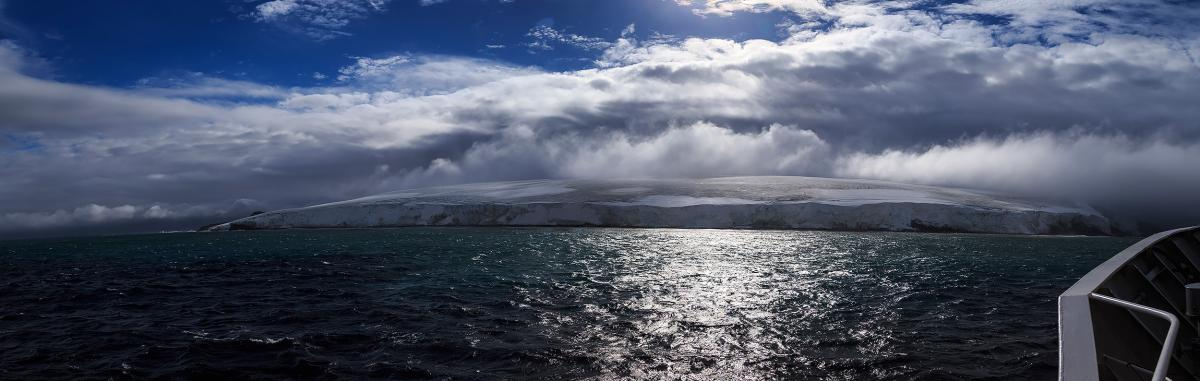 Bouvet Island Panoramic picture 2 February 2018