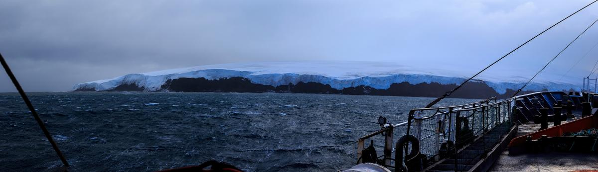Bouvet Island Panoramic picture