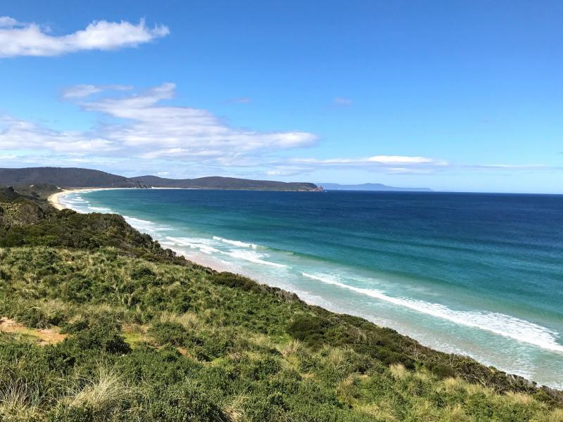 Bruny Island Tasmania VK5CE/7