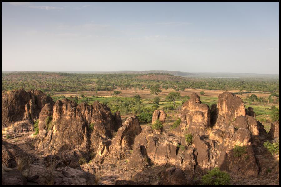 Burkina Faso XT2SE Sapone, Bazega.