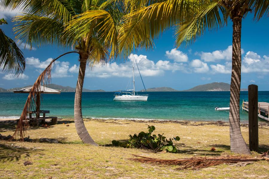 British Virgin Islands VP2V/K2WH DX News Salt Island