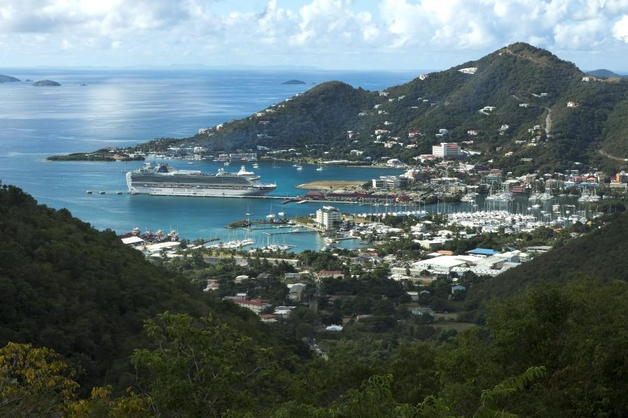 British Virgin Islands VP2V/VE3AYR DX News Tortola