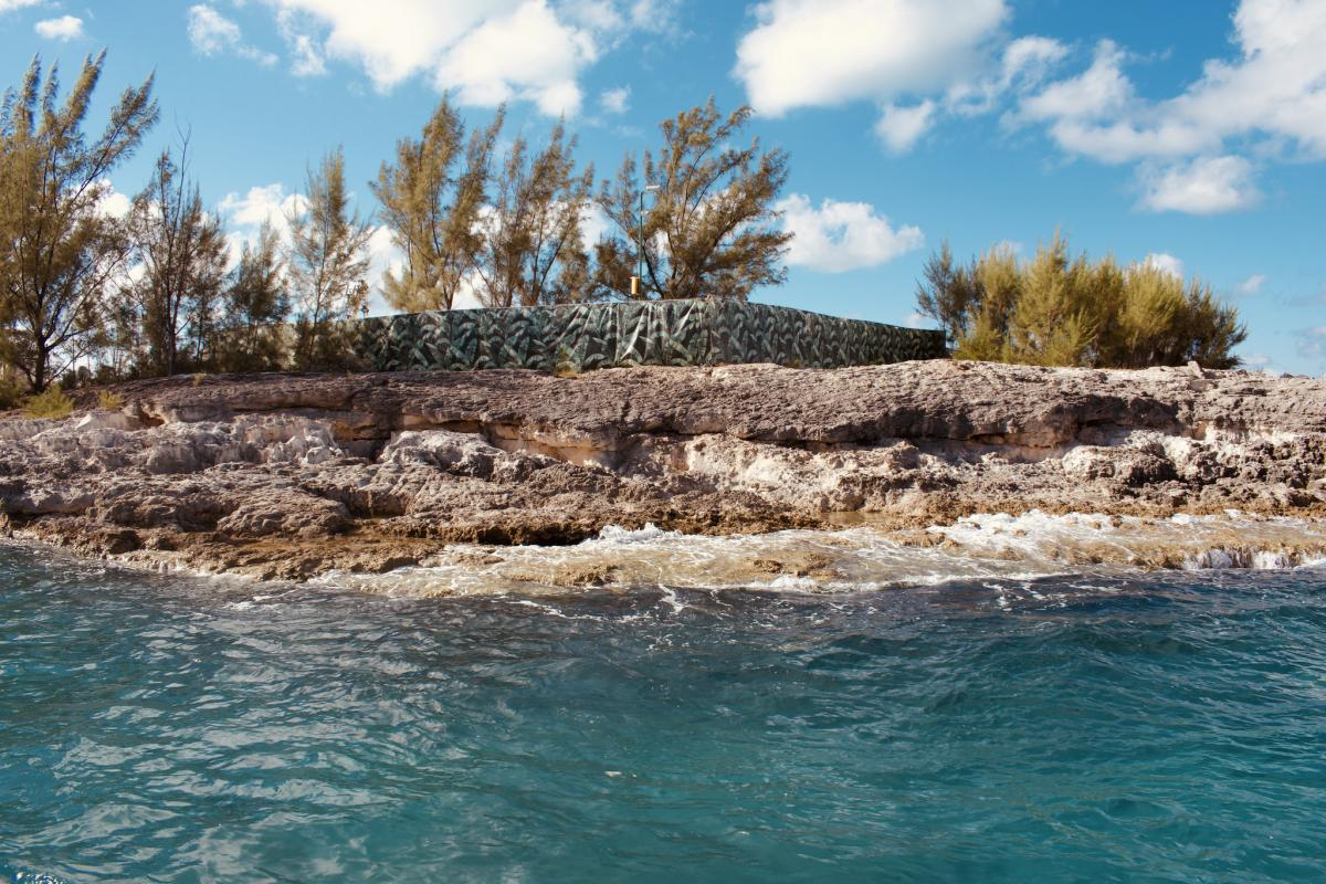 C6A/DD0VR The Bahamas Tourist attractions spot