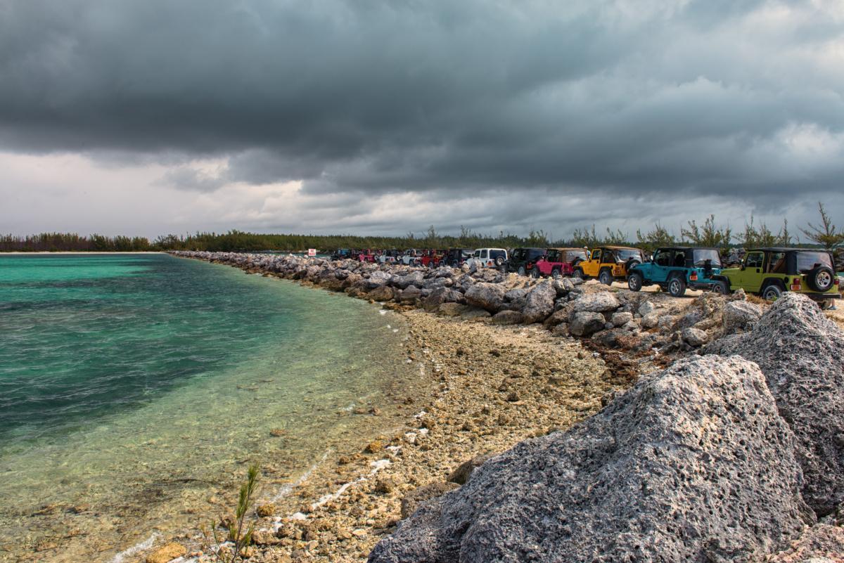 C6ANM Freeport, Grand Bahama Island, Bahama Islands. Tourist attractions spot.