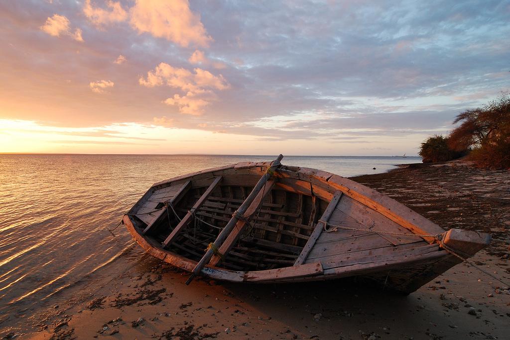 C8X C81G Sunset, Ibo Island, Mozambique