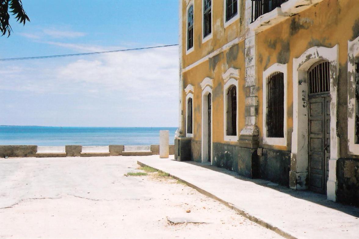 C96RRC Остров Мозамбик, Мозамбик. DX Новости.