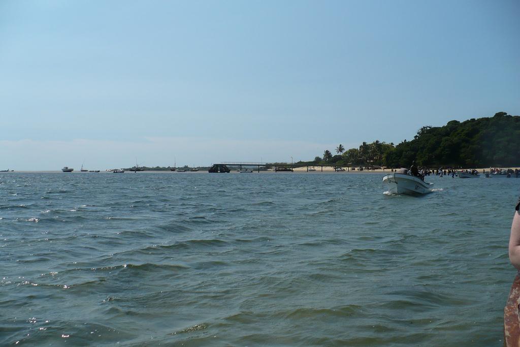 C98RRC Остров Инхака, Мозамбик. DX Новости.