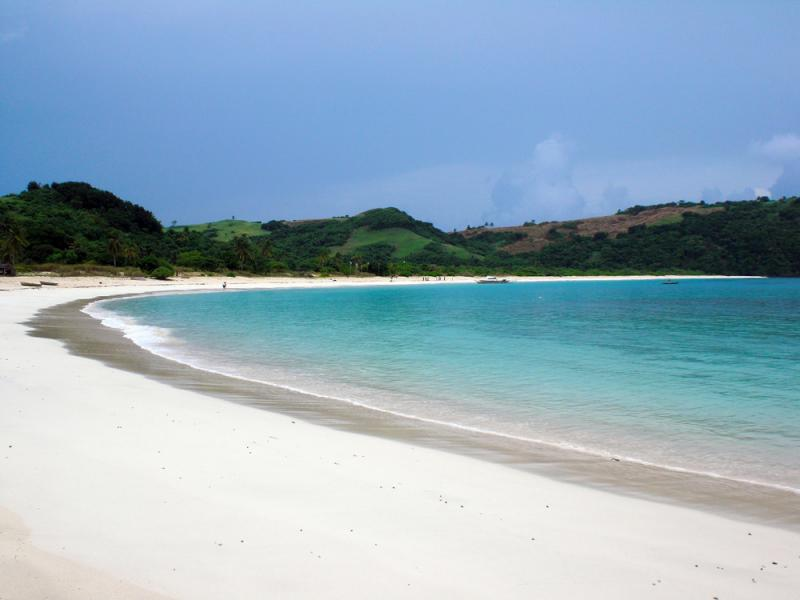 Остров Тинага Острова Калагуа DZ4C IOTA DX экспедиция