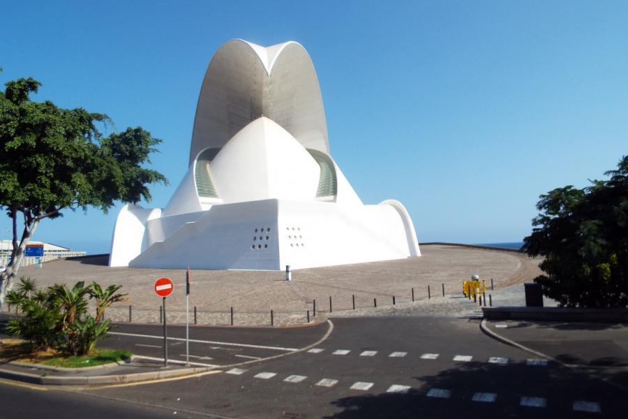 Canary Islands ED8W Tenerife