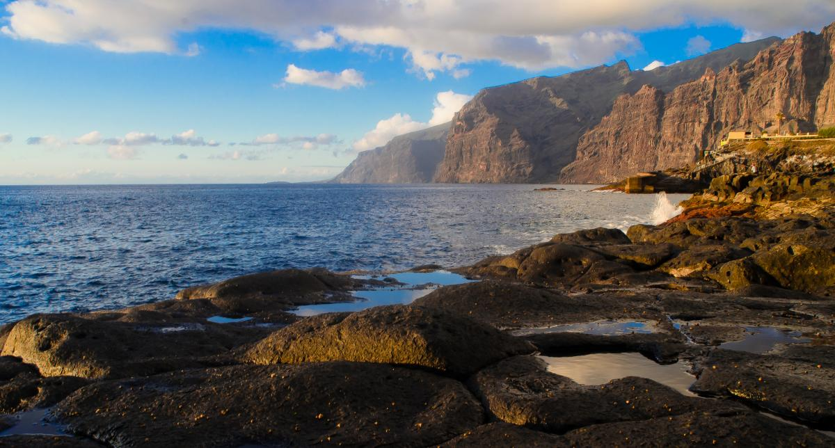Canary Islands EG8AA DX News Los Gigantes Tenerife
