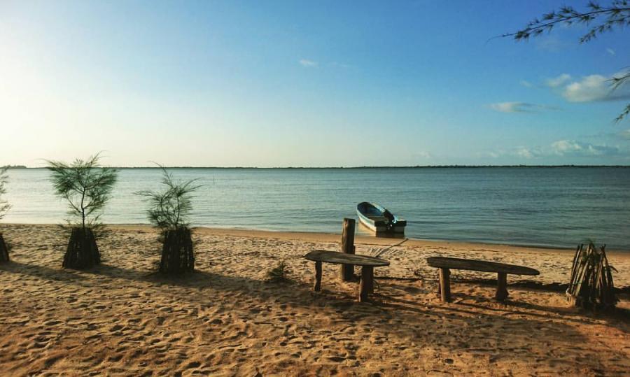 Carabane Island Senegal 6W/UA4WHX/P DX News Sunset.