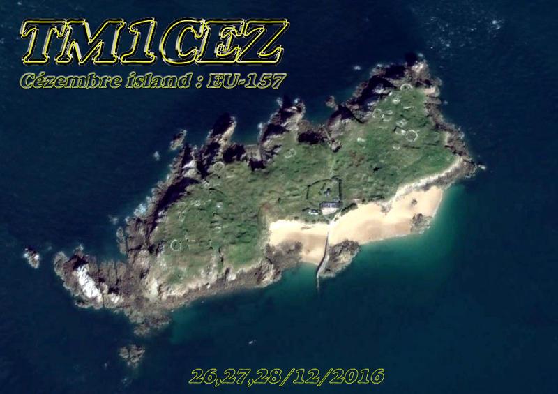 Cezembre Island TM1CEZ