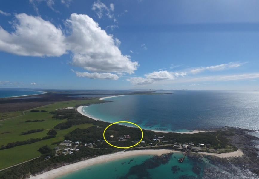 Chatham Islands ZL7G QTH