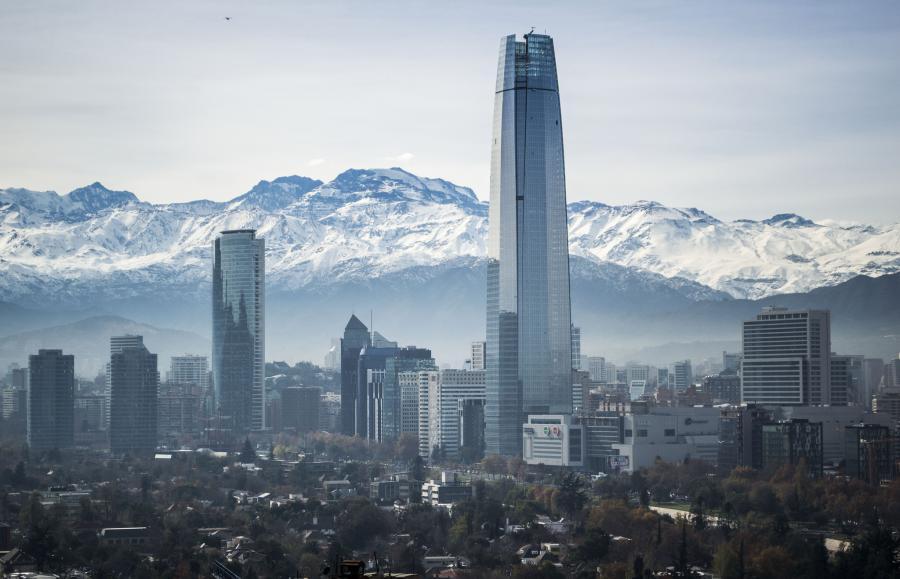 Чили XR6N Сантьяго DX Новости