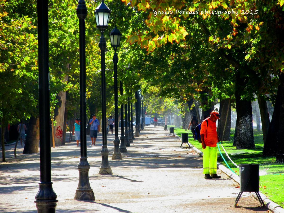 Парк Форесталь, Сантьяго, Чили