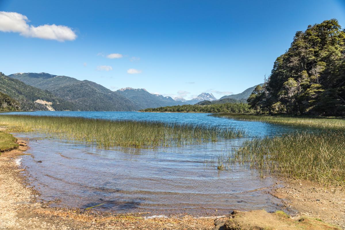 Семь озер, Siete Lagos, Чили
