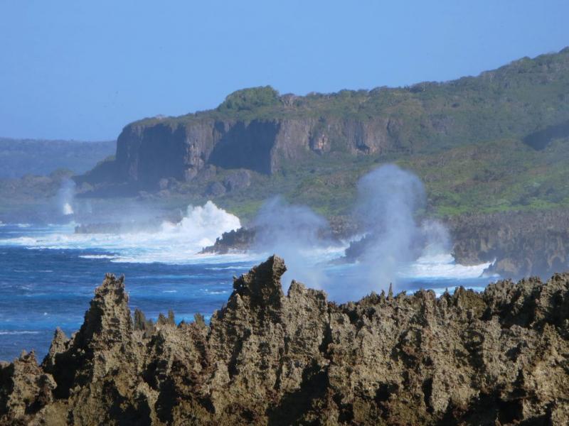 Christmas Island VK9AA DX News South Coast