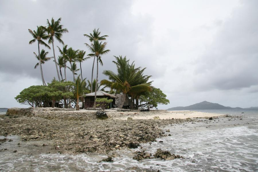 Chuuk Islands V63KS Jeep Island