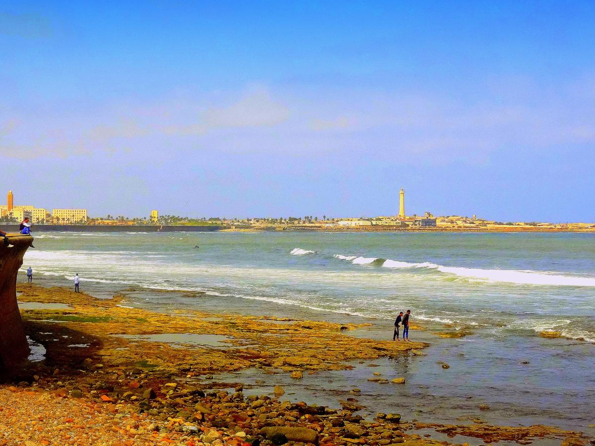CN2DF CN2FR Касабланка, Марокко. DX Новости.