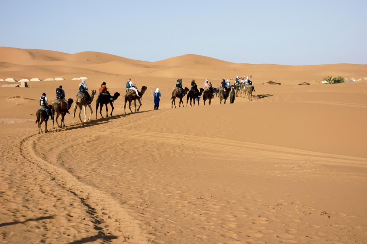 CN3A Morocco Tourist attractions spot