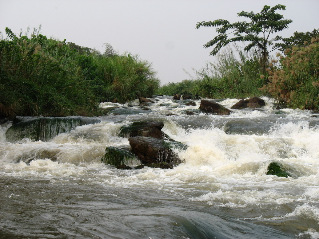 The Republic of Congo TN5R Tourist attractions spot