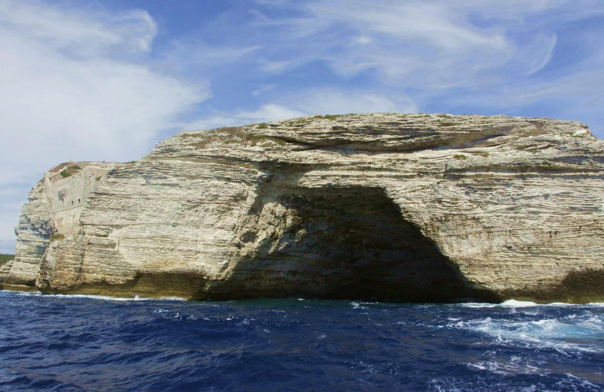 Corsica TK/PH2A Tourist attractions spot Bonifacio