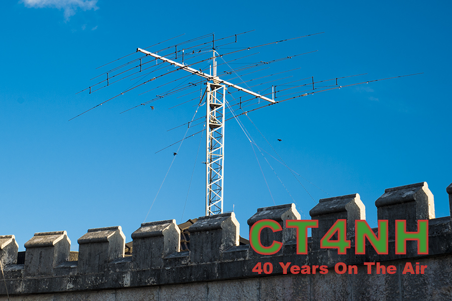 CT4NH 40 Years on the Air