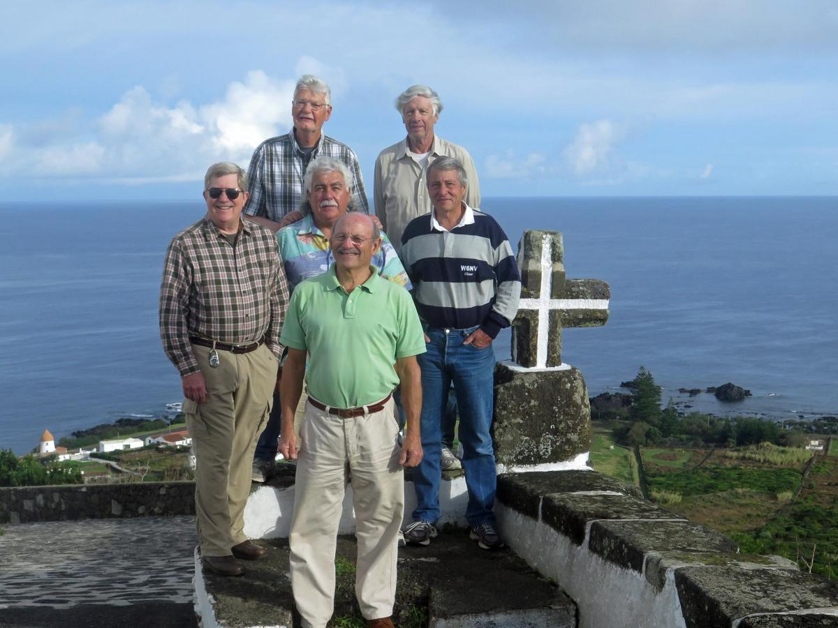 CU4DX Graciosa Island CU2CE, N6VI, KH6LC, W6NV, W6XD, N6AA