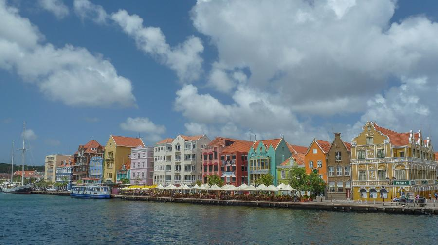 Curacao Island PJ2/N1ZZ Tourist attractions spot
