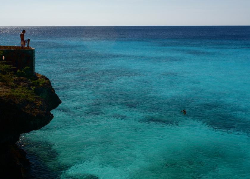 Curacao Island PJ2ND