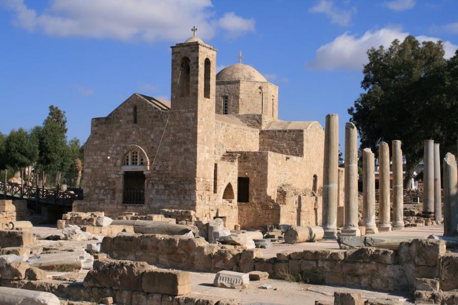 Кипр 5B/MM0GOR Туристические достопримечательности